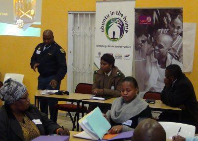 Khayelitsha 5-day Training 2014 (2)