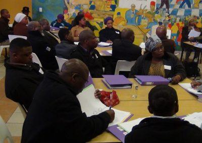 Khayelitsha 5-day Training 2014 (3)