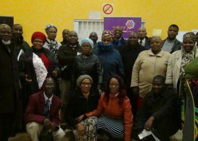 Khayelitsha Religious Leaders Forum 2016 (2)