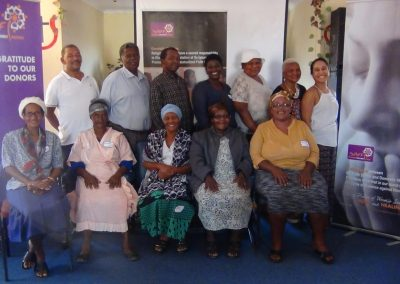 Oudtshoorn Prevention in Action Training 2017