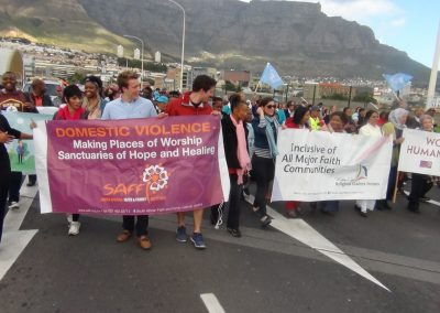 Women's Humanity Walk 2015