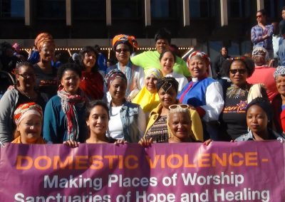 Women's Humanity Walk 2016